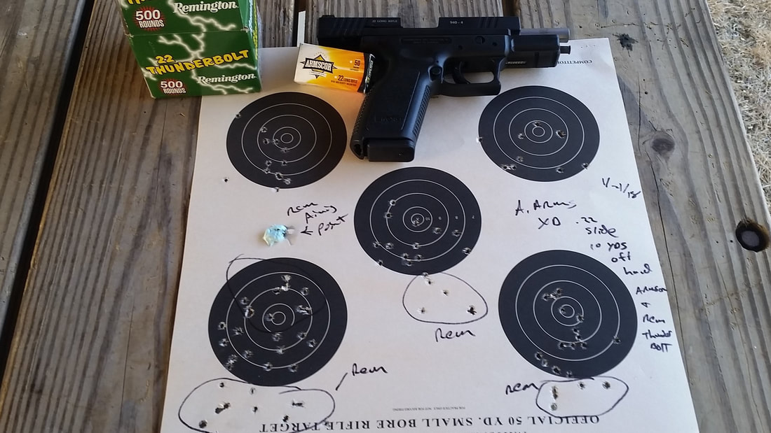 The Advantage Arms  22LR Conversion Kit for the Springfield XD9